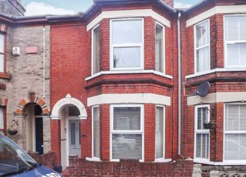 Thumbnail 3 bed terraced house for sale in Beresford Road, Lowestoft