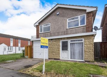 Thumbnail 3 bed detached house for sale in Peebles Way, Rushey Mead, Leicester, Leicestershire