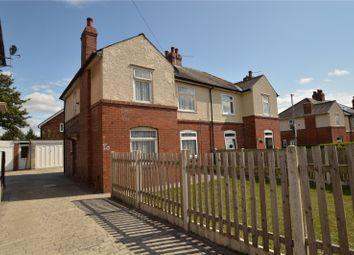 Thumbnail 3 bed semi-detached house for sale in North Lane, Oulton, Leeds, West Yorkshire