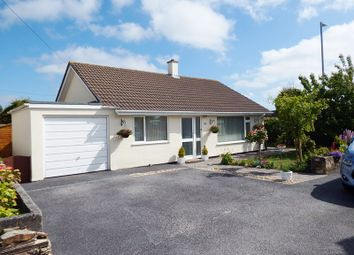 Thumbnail 3 bed detached bungalow for sale in Rose Meadows, Goonhavern, Truro
