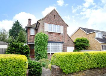 Thumbnail 3 bed detached house for sale in Hallam Gardens, Pinner