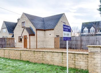 Thumbnail 3 bedroom detached house for sale in Rissington Road, Bourton-On-The-Water, Cheltenham
