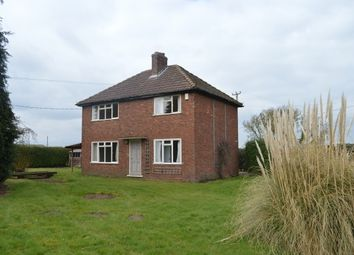 Thumbnail 3 bed detached house to rent in Sedgebrook Road, Woolsthorpe By Belvoir, Grantham
