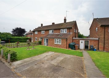 Thumbnail 3 bedroom semi-detached house for sale in Three Stiles, Benington