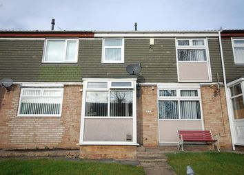 Thumbnail 2 bed terraced house to rent in Lowood Drive, Bridlington