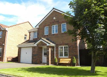 Thumbnail 4 bed detached house for sale in Lammermuir Way, Airdrie