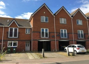 Thumbnail 3 bedroom town house to rent in West Quay, Newhaven