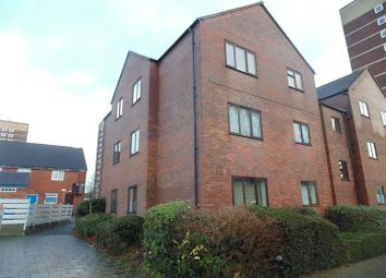Thumbnail 1 bed flat to rent in Tame Court, Lichfield Street, Tamworth