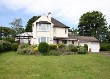 Thumbnail 4 bedroom detached house for sale in Tipton St. John, Sidmouth