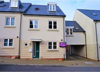 Thumbnail 4 bedroom end terrace house for sale in Peggs Way, Limes Park, Basingstoke