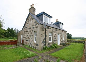 Thumbnail 3 bedroom detached house for sale in Broomhills Cottage, By Portsoy, Banff
