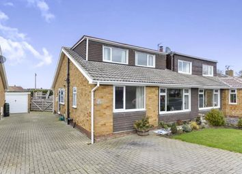 Thumbnail 3 bed bungalow for sale in Angrove Close, Great Ayton, North Yorkshire, United Kingdom
