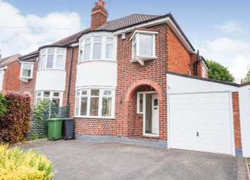 3 bed semi-detached house for sale in Brookvale Road, Solihull B92