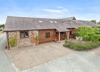 Thumbnail 4 bed semi-detached house for sale in Broome Farm Barns, Aston-On-Clun, Craven Arms