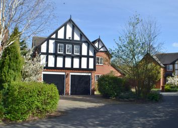 Thumbnail 5 bed detached house for sale in Newcastle Road South, Brereton, Sandbach