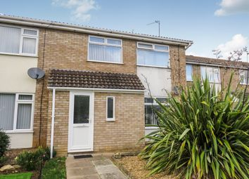 Thumbnail 3 bed terraced house for sale in Langley, Bretton, Peterborough