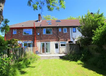 Thumbnail 3 bed town house for sale in Queens Drive, Stoneycroft, Liverpool