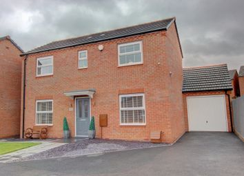 Thumbnail 3 bed detached house for sale in Willow Road, Norton Canes, Cannock