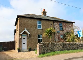 Thumbnail 3 bed semi-detached house for sale in Station Road, Ford, Arundel