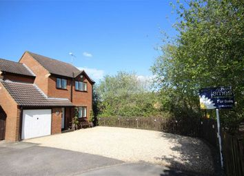 Thumbnail 4 bedroom detached house for sale in Harptree Close, Nine Elms, Swindon