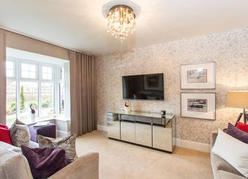 """Thumbnail 4 bed detached house for sale in """"The Rosebury"""" at Park Road"""