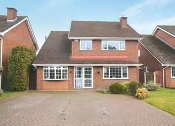 Thumbnail 4 bedroom detached house for sale in Woodland Close, Chelford, Macclesfield, Cheshire