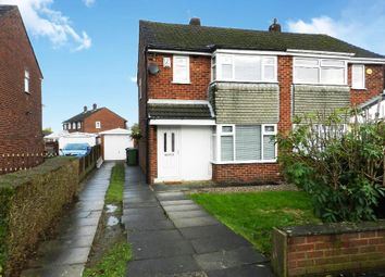 Thumbnail 3 bed semi-detached house to rent in Severn Road, Culcheth, Warrington, Cheshire