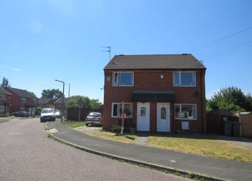 2 bed semi-detached house for sale in Thornham Close, Upton, Wirral CH49