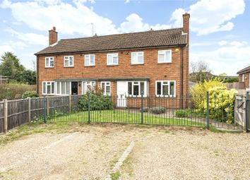 Thumbnail 3 bed semi-detached house for sale in Leachcroft, Chalfont St. Peter, Gerrards Cross, Buckinghamshire