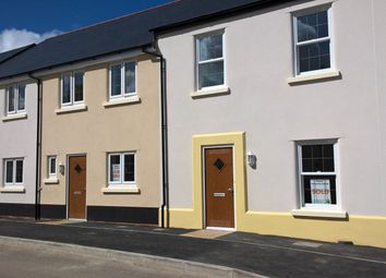 Thumbnail 2 bedroom end terrace house for sale in Ladywell Meadows, Chulmleigh, Devon