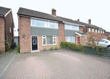 Thumbnail 4 bed semi-detached house for sale in Glebe Close, Pitstone, Leighton Buzzard