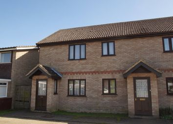 Thumbnail 2 bed flat for sale in Seaman Avenue, Saxmundham