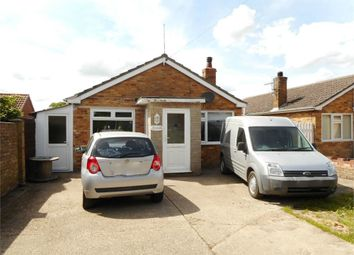 Thumbnail 2 bed detached house for sale in Sutton Road, Huttoft, Alford, Lincolnshire