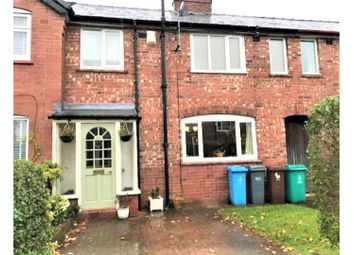 3 bed terraced house for sale in Burrows Avenue, Manchester M21