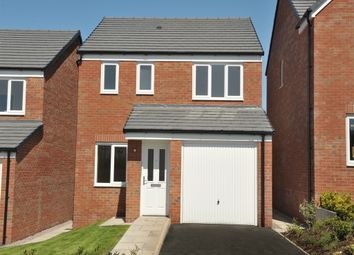 "3 bed semi-detached house for sale in ""The Rufford"" at Hilltop, Oakwood, Derby DE21"