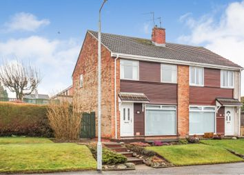 Thumbnail 3 bed semi-detached house for sale in Kingston Avenue, Neilston