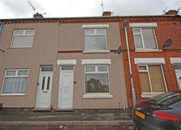 Thumbnail 2 bedroom terraced house to rent in New Street, Earl Shilton, Leicester, Leicestershire