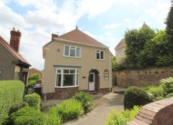 Thumbnail 3 bed detached house for sale in Walton Road, Chesterfield