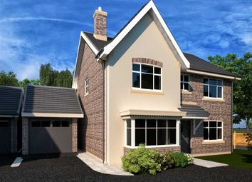 Thumbnail 4 bed detached house for sale in Tunnel Road, Galley Common, Nuneaton