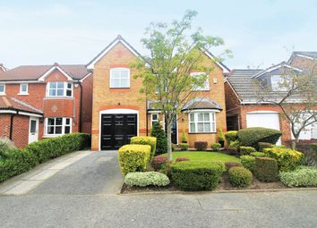Thumbnail 4 bed detached house for sale in Somersby Drive, Bromley Cross, Bolton