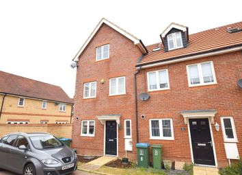 Thumbnail 4 bed end terrace house for sale in Keswick Street, Aylesbury