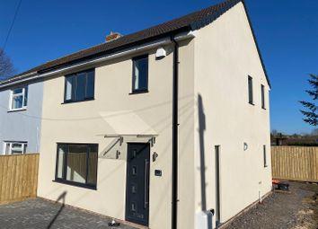 Thumbnail 3 bed semi-detached house for sale in Pembroke Road, Melksham