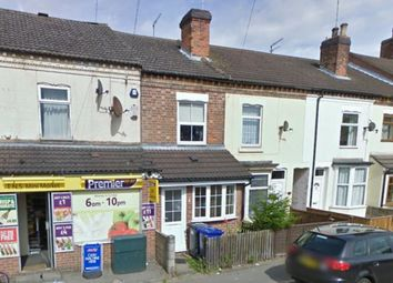 Thumbnail 2 bed terraced house to rent in Forest Road, Burton-On-Trent, Staffordshire