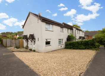 Thumbnail 1 bed terraced house for sale in Horseshoe Close, Chudleigh, Newton Abbot