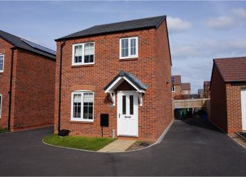 Thumbnail 3 bed detached house for sale in Russet Way, Alcester