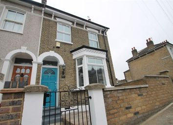 Thumbnail 4 bedroom end terrace house to rent in Brookbank Road, London