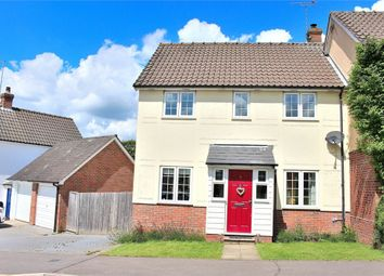 Thumbnail 4 bed semi-detached house for sale in Great Easton, Great Dunmow, Essex