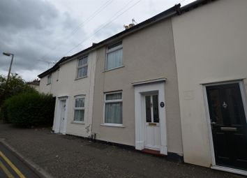 Thumbnail 2 bed terraced house to rent in Royal Court, Harwich Road, Colchester