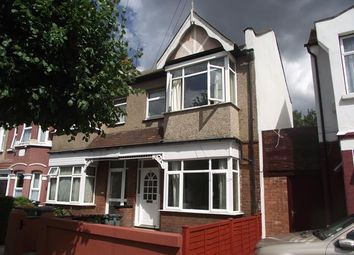 Thumbnail 3 bed semi-detached house to rent in Sheringham Avenue, Manor Park, London