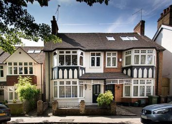 Thumbnail 4 bed semi-detached house for sale in Brampton Road, St.Albans